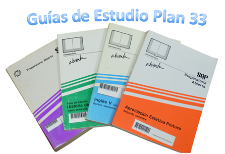 Guias plan33