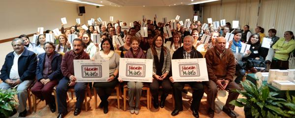 Inicio de Programa de Educación Mobile en Veracruz
