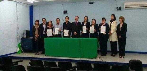En el CRE Orizaba: Toma de Protesta a Licenciados en Educación Básica