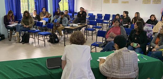 Se imparte conferencia a docentes de las diversas Instituciones del Estado de Veracruz.