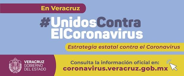 ¿Cómo se combate el Coronavirus en Veracruz?